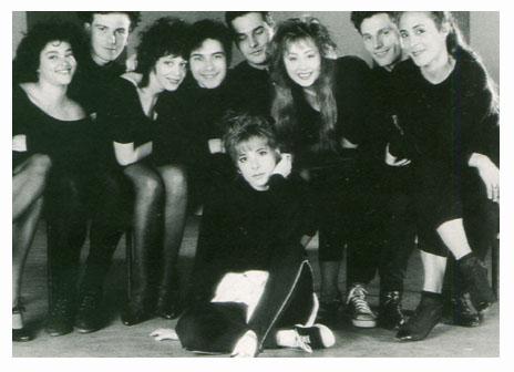 danseurs89 dans Mylène TOUR 1989